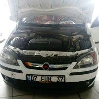 Photo taken at Optek Dikey Opel Service by Kerim A. on 5/8/2017