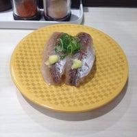 11/2/2016にれんこが魚べい 飯塚店で撮った写真