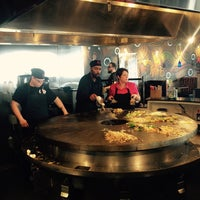 Photo taken at HuHot Mongolian Grill by Forte R. on 6/1/2017