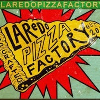 Photo taken at Laredo Pizza Factory by Forte R. on 4/18/2017