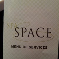 Photo taken at Spa Space by Butta S. on 1/5/2013