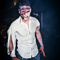 Photo taken at Black Jack by Black Jack Alcoy on 10/29/2012