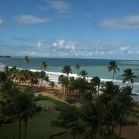 Photo taken at Wyndham Grand Rio Mar Beach Resort & Spa by Wendi M. on 1/15/2013