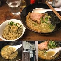 10/1/2017に東京人が貝だしラーメン 貝ガラ屋で撮った写真