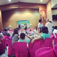 Photo taken at ศาลาประชาคมอำเภอบ้านหมอ by จอมโจร โ. on 4/4/2015