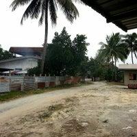 Photo taken at Kampung Berungis by Alim i. on 6/20/2013
