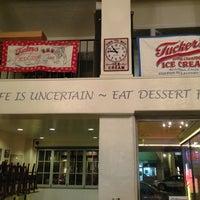 Photo taken at Tucker's Ice Cream by Luke F. on 1/20/2013