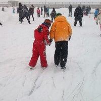 Photo taken at 円山総合運動場 by jjtama on 2/11/2014