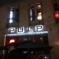 Photo taken at PULP - Cosmopolitan Bar by sOuLWwX on 10/19/2012