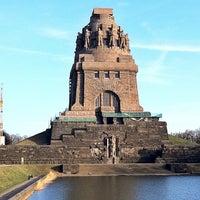 Das Foto wurde bei Völkerschlachtdenkmal von Olaf T. am 3/20/2013 aufgenommen