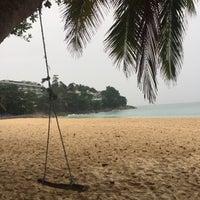 Photo taken at Surin Beach Resort by Ilker D. on 11/29/2017
