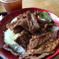 Foto tomada en Hanco's Bubble Tea & Vietnamese Sandwich por Jess M. el 10/4/2015