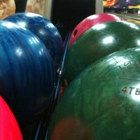 Photo taken at Місто Боулінг by Ergin A. on 2/26/2013