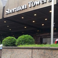 Photo taken at Sheraton Towers Singapore by Abdul Ghafar O. on 11/6/2012