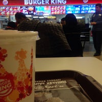 Photo taken at Burger King by Amir R. on 2/8/2017