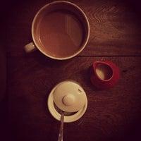 Photo taken at Sruput Kopi Kahve Coffee by yopie p. on 9/22/2013