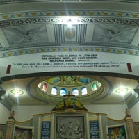 Photo taken at Graha St. Maria Annai Velangkanni by Heri S. on 11/8/2012