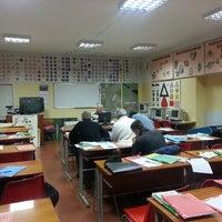 "Photo taken at ""Ezermalas Autoskola"" by Armands K. on 1/27/2014"