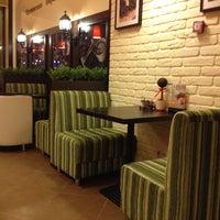 Снимок сделан в Traveler's Coffee пользователем Алина А. 11/20/2012