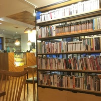 Photo taken at Book cafe 'The Story' by jewå on 8/7/2016