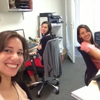 Photo taken at ICO Group by Alicia H. on 11/5/2012