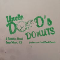 Photo taken at Uncle Dood's Donuts by Chris M. on 8/25/2013