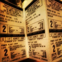 Photo taken at Power Plant Cinemas by Mark W. on 1/20/2013