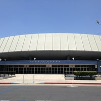 Photo taken at Los Angeles Memorial Sports Arena by Gen K. on 6/14/2013