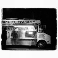 Photo taken at Taqueria El Recodo by Brad H. on 11/16/2012