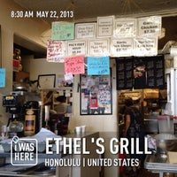 Photo taken at Ethel's Grill by Michael C. on 5/22/2013