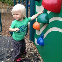 Photo taken at Mary Munford Playground by Lisa R. on 5/19/2013