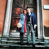 Photo taken at Municipio di Pavia by Manu on 1/8/2014