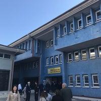Photo taken at Dikmen Nevzat Ayaz Kız Teknik ve Meslek Lisesi by Erkan D. on 4/16/2017