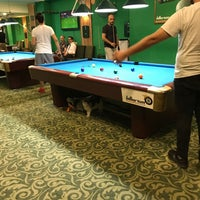Photo taken at Billiarium Pool Club by Furkan Ş. on 7/25/2017