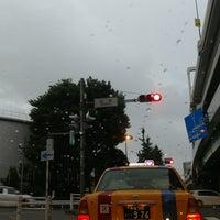 Photo taken at 松原交差点 by masataka o. on 8/7/2017