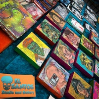 Photo taken at First Saturday Arts Market by Marc D. on 11/1/2014