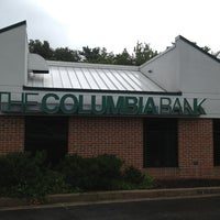 Photo taken at The Columbia Bank by Aaron H. on 8/13/2013