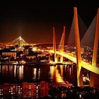 Photo taken at Vladivostok by Alina B. on 7/14/2013