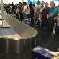 Photo taken at Выдача багажа / Baggage Claim by Alina B. on 8/19/2013