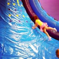 Photo taken at Pump It Up by Lindsey D. on 6/22/2013