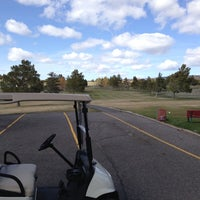 Photo taken at Jackpot Golf Club by Joe R. on 4/20/2013