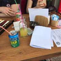 5/5/2017 tarihinde Tuğçe G.ziyaretçi tarafından Anemon Cafe&Restaurant'de çekilen fotoğraf