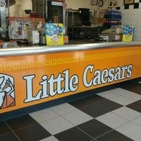 Photo taken at Little Caesars Pizza by Jason M. on 6/10/2016
