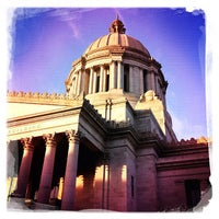 Photo taken at Washington State Capitol by Paul S. on 11/25/2012