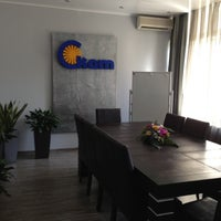 Photo taken at Телерадиокомпания «Скат» by Орлова Е. on 8/21/2013