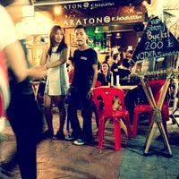 Photo taken at Araton bar by Kraitos (แท่น) W. on 4/23/2013