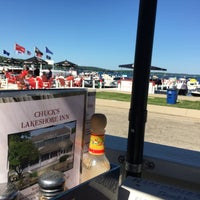 Photo taken at Chuck's Lakeshore Inn by Robin R. on 7/8/2017
