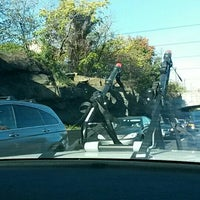Photo taken at North Bergen Park and Ride by Onur H. on 10/26/2015