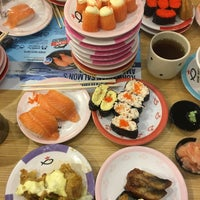 Photo taken at Sushi King by Zahid on 6/21/2017