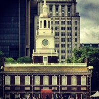 Photo taken at Independence National Historical Park by Stephen B. on 7/4/2013